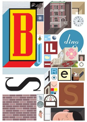 Building Stories - Chris Ware [Box, inkl. 2 Hardcovers, 11 Comis & Spielfeld]