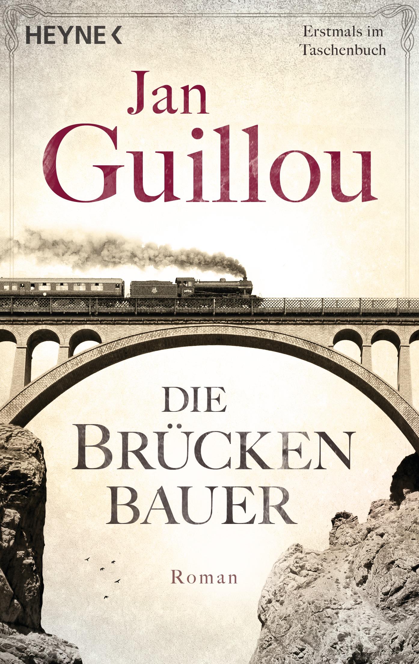 Die Brückenbauer - Jan Guillou