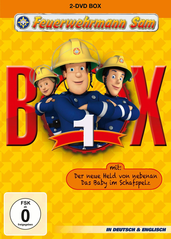 Feuerwehrmann Sam Box 1 [2 DVDs]