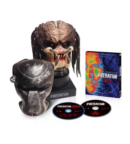 Predator 3D Ultimate Hunting Trophy [inkl. Predator Kopf mit Maske, 2 Discs]