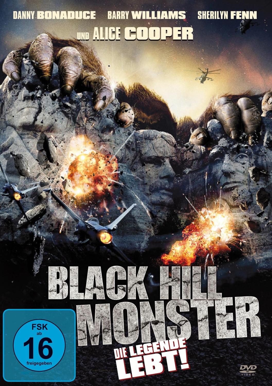 Black Hill Monster