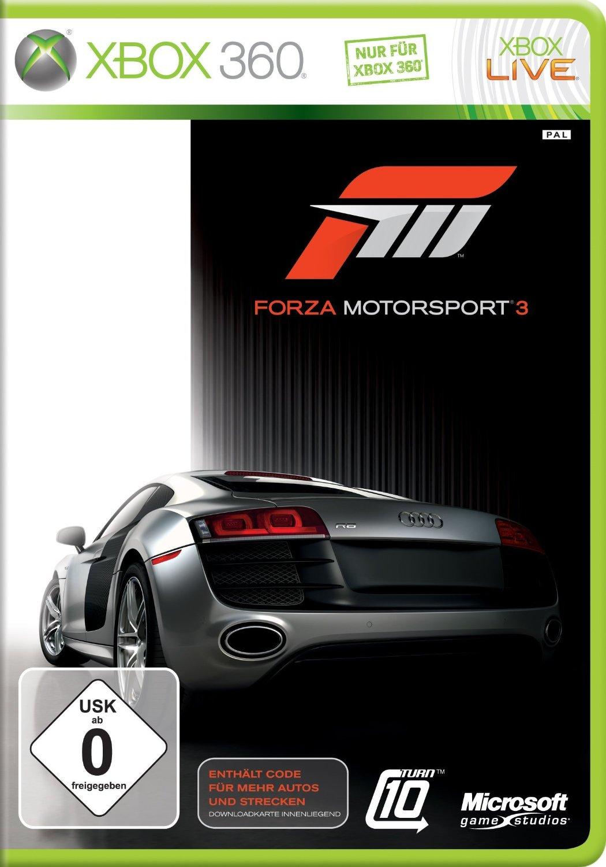 Forza Motorsport 3 [2 Disc, Bundle Copy]