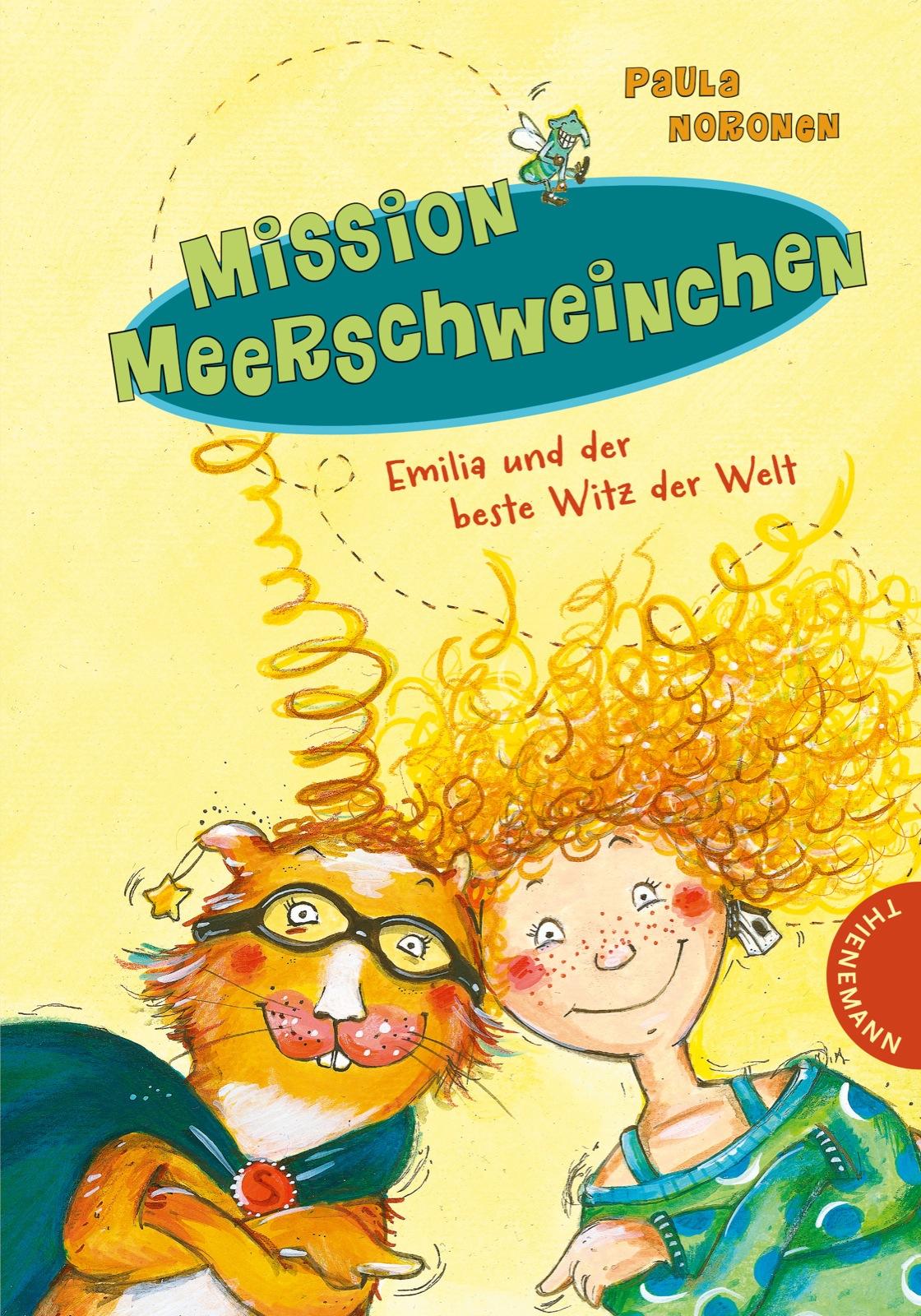 Mission Meerschweinchen: Emilia und der beste W...