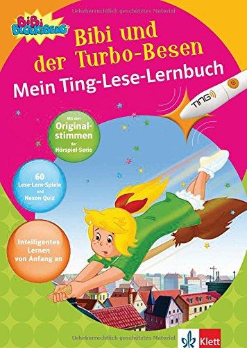 Bibi und der Turbo-Besen: Mein Ting-Lese-Lernbu...