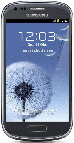 Samsung I8190 Galaxy S III mini 8GB grijs