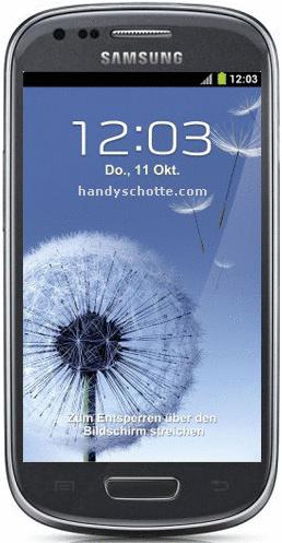 Samsung I8190 Galaxy S III mini 8GB grijs
