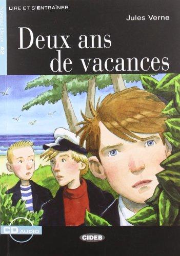 DEUX ANS DE VACANCES.VICENS VIVES (Lire Et S´Entrainer) - Verne, Jules