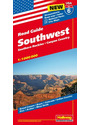 Hallwag USA Road Guide 06: Southwest 1:1.000.000: Southern Rockies. Canyon Country