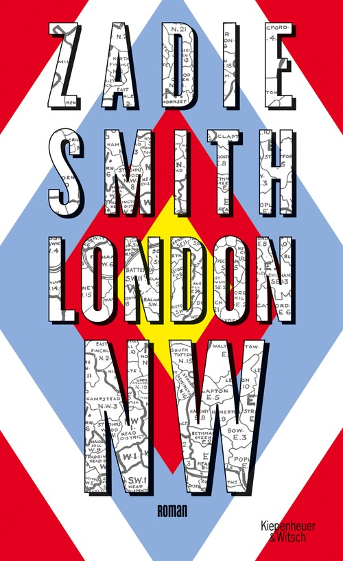 London NW - Zadie Smith