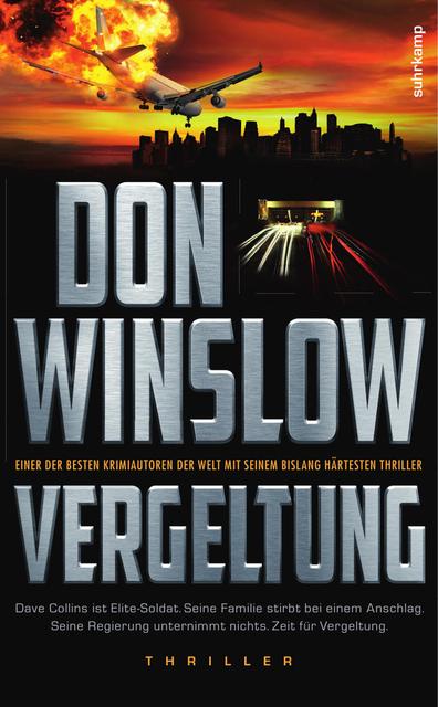 Vergeltung - Don Winslow [Taschenbuch]