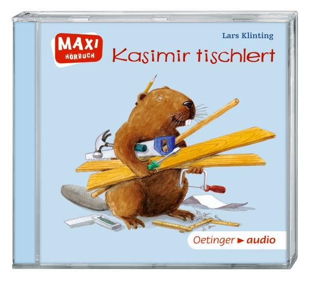Kasimir tischlert (CD): Ungekürzte Lesung mit G...