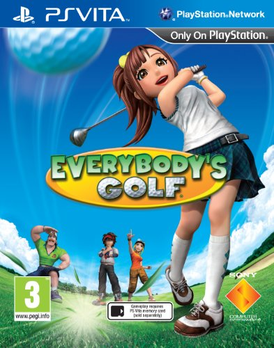 Everybodys Golf Game [Internationale Version]