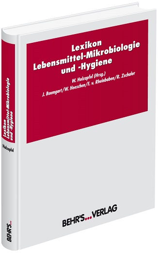 Lexikon Lebensmittel-Mikrobiologie und -Hygiene...