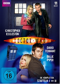 Doctor Who - Staffeln 1&2 [11 DVDs]