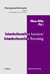 Interkulturelles Lernen /Interkulturelles Training