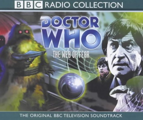Doctor Who: The Web of Fear [Audio CD]