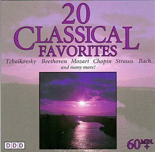 Twenty Classical Favorites - 20 Classical Favor...