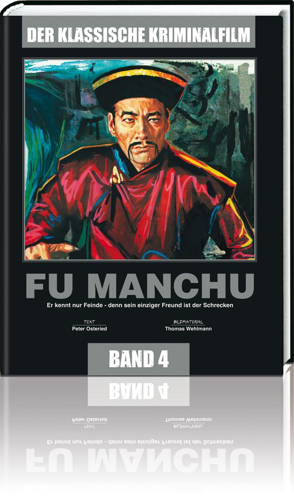 Kriminalfilm - Band 4: Dr. Fu Manchu - Peter Osteried