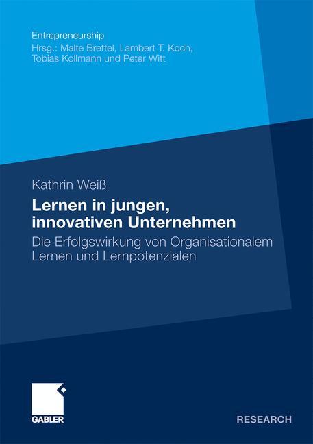 Lernen in jungen, innovativen Unternehmen: Die ...