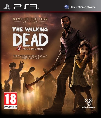 The Walking Dead [Game of the Year Edition]