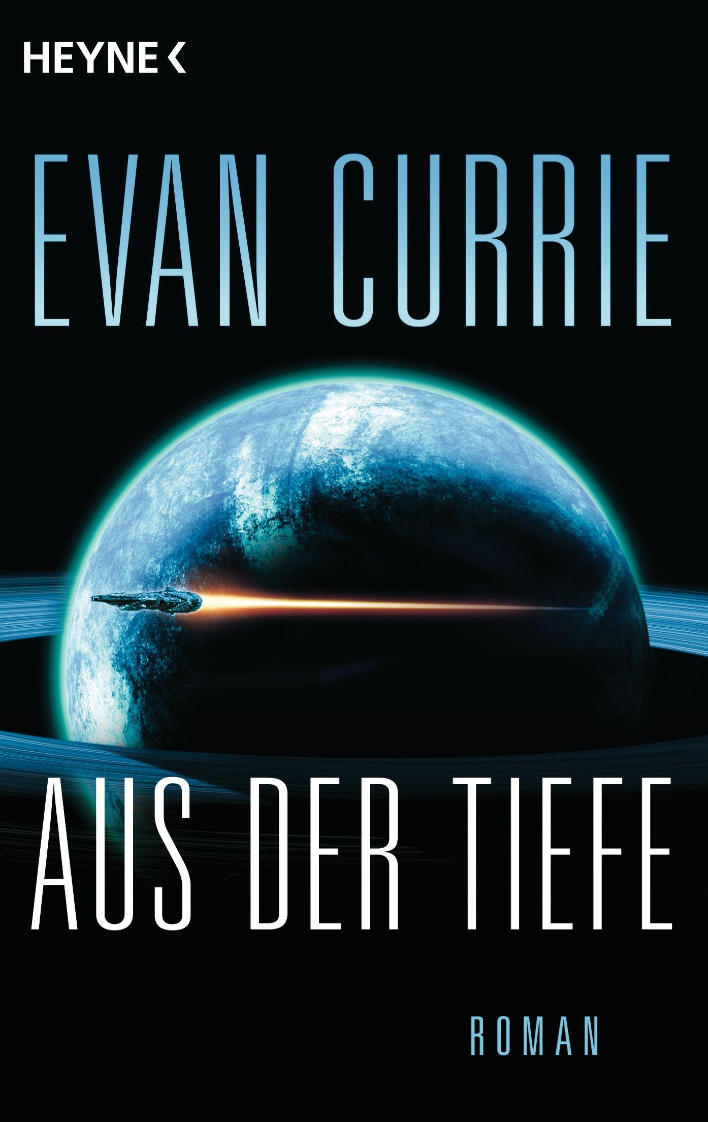 Odyssey - Band 2: Aus der Tiefe - Evan Currie