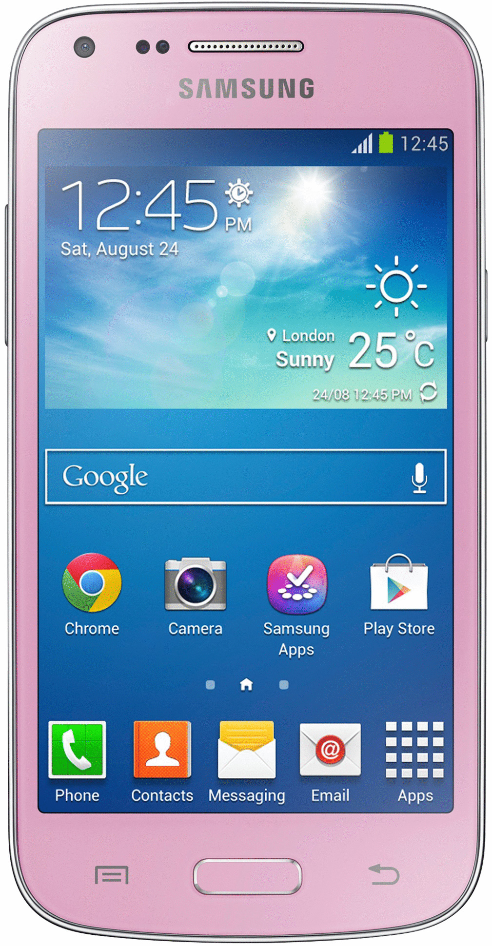 Samsung G350 Galaxy Core Plus 4GB roze