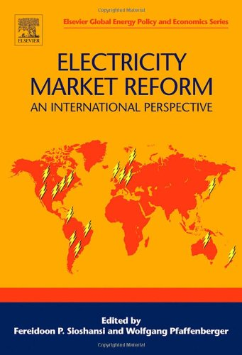 Elsevier Global Energy Policy and Economics: Electricity Market Reform - An International Perspective - Fereidoon P. Sioshansi [Hardcover]