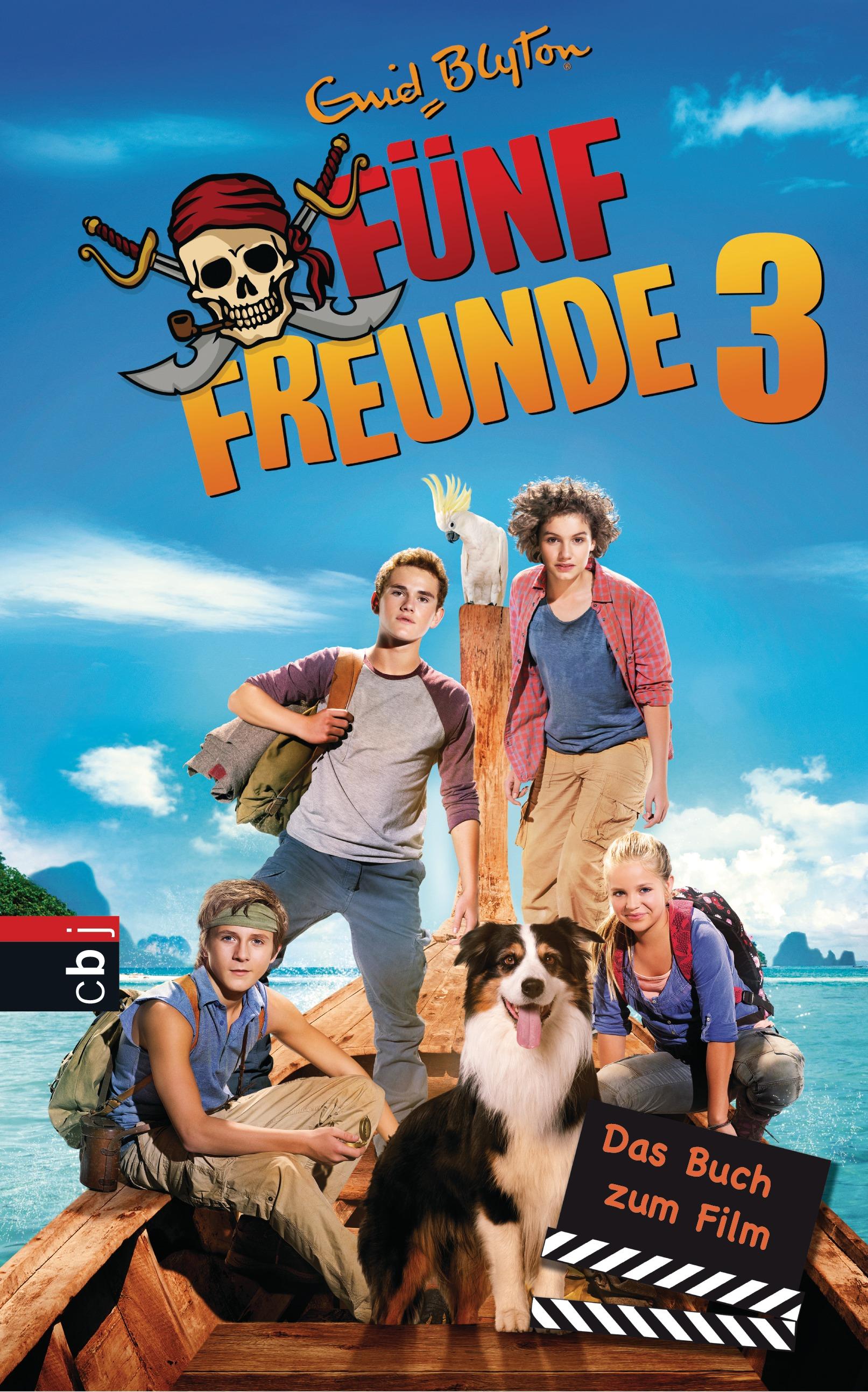 Fünf Freunde - Band 3: Das Buch zum Film - Enid...