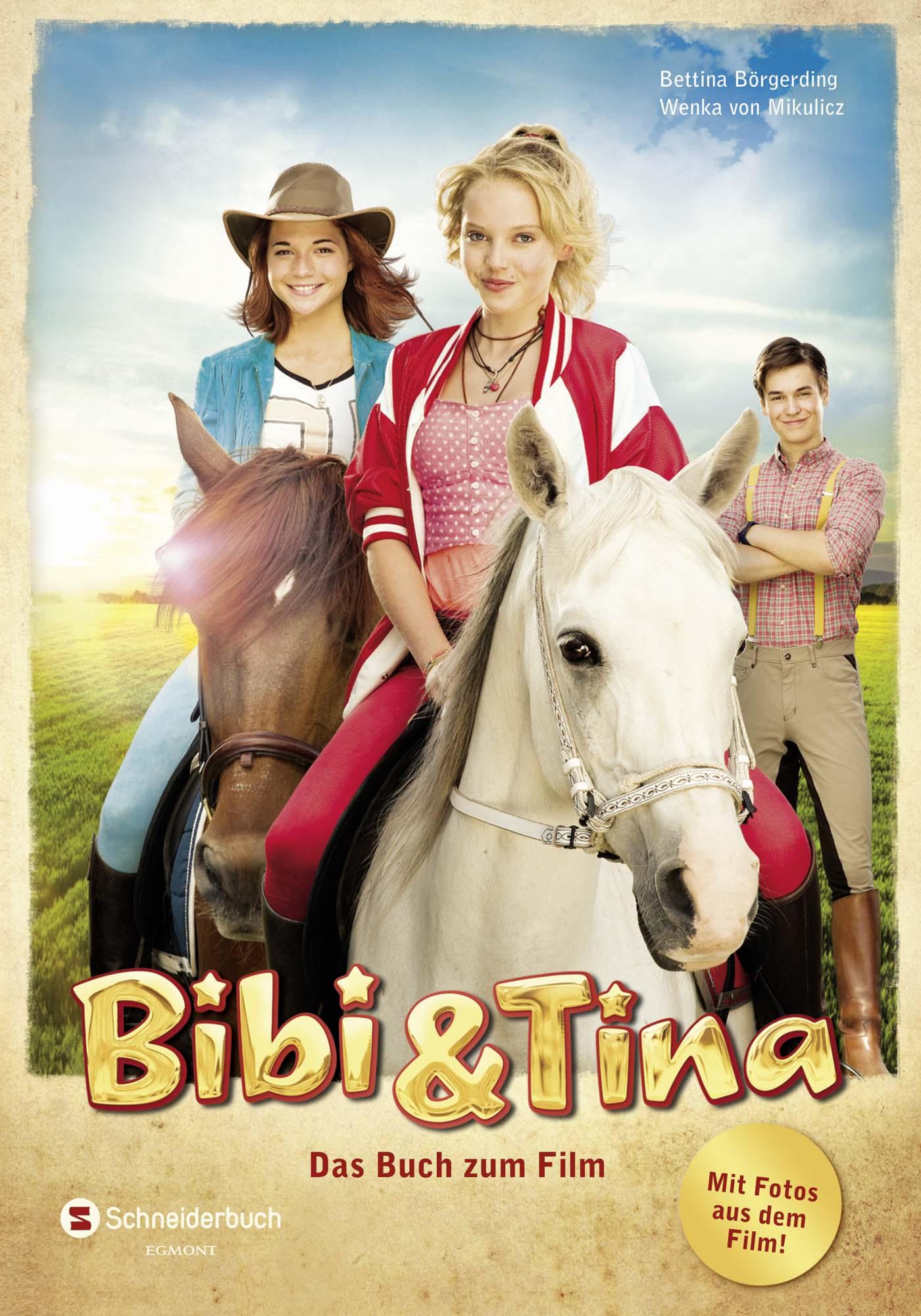 Bibi & Tina: Das Buch zum Film - Bettina Börgerding