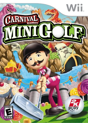Carnival Games: MiniGolf [Internationale Version]