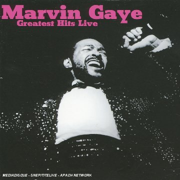 Marvin Gaye - Greatest Hits Live