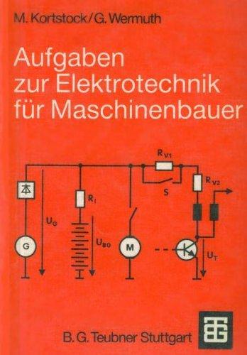 Aufgaben zur Elektrotechnik für Maschinenbauer ...