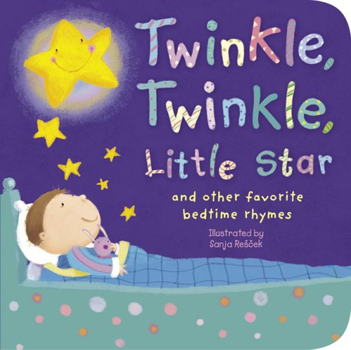 Twinkle, Twinkle, Little Star: And Other Favori...
