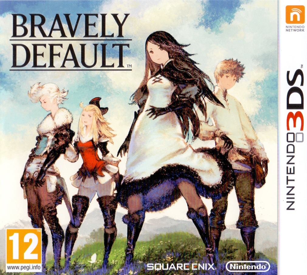 Bravely Default [Internationale Version]