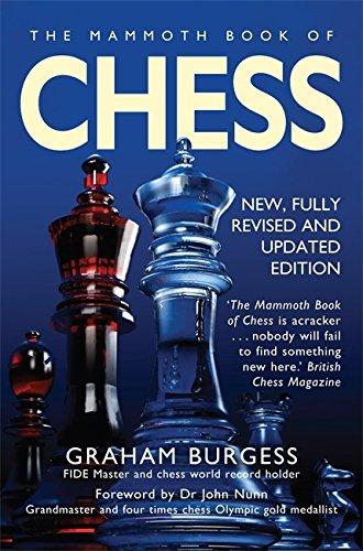 Mammoth Book of Chess (Mammoth Books) - Burgess...
