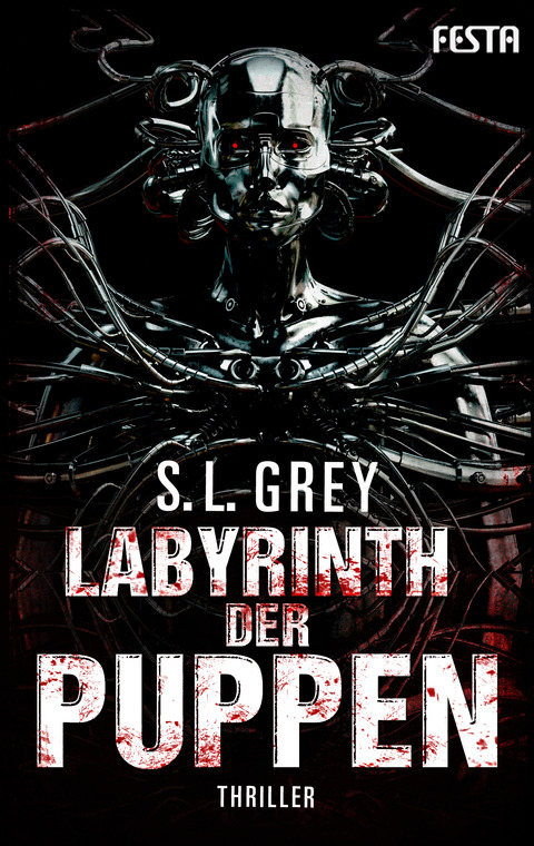 Labyrinth der Puppen - S. L. Grey