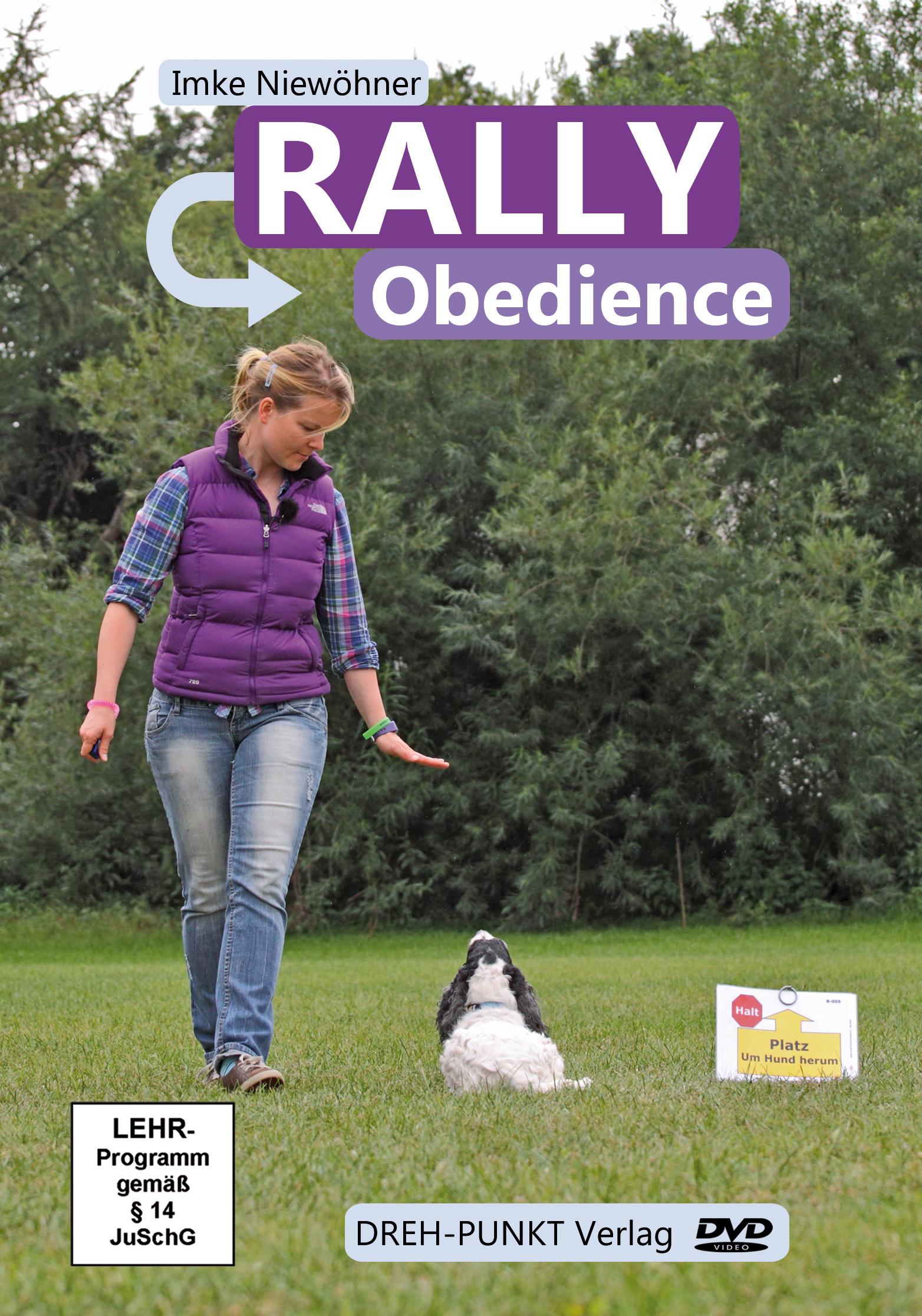 Rally Obedience - Imke Niewöhner [2 DVDs] - Nie...