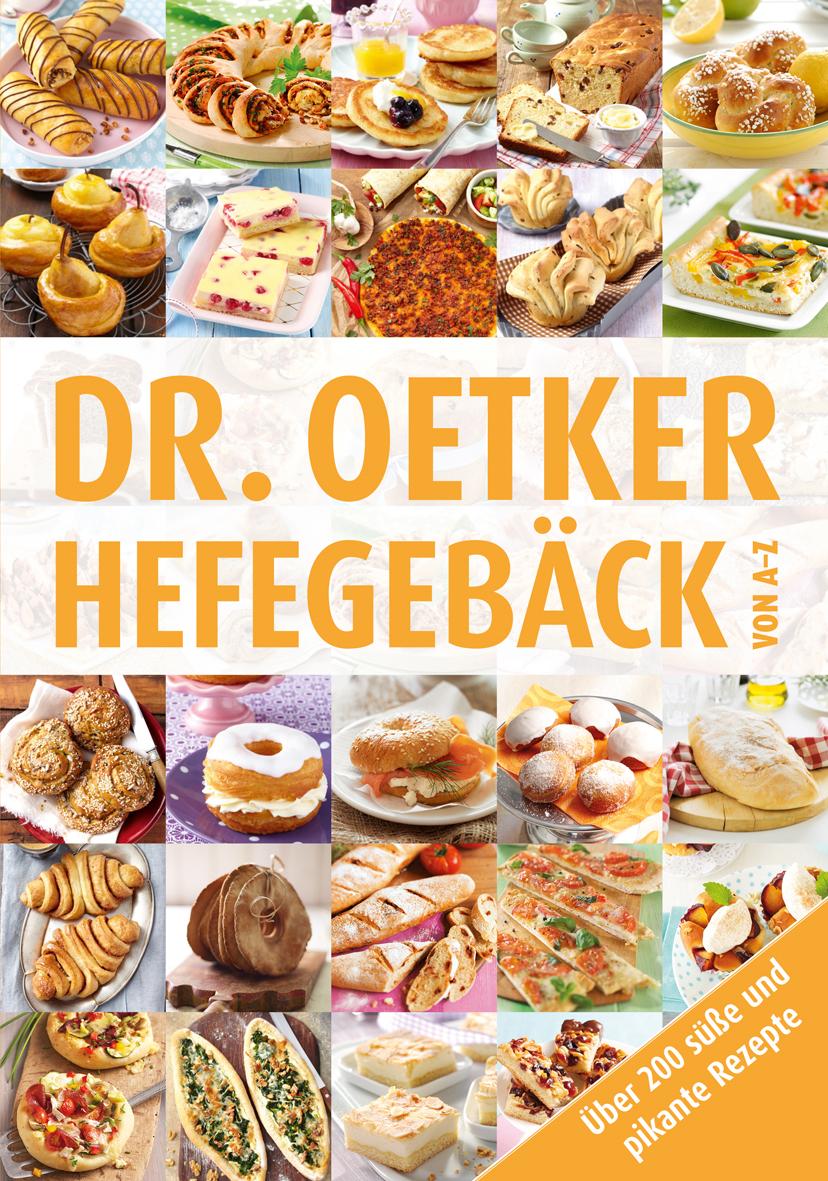 Hefegebäck von A-Z - Dr. Oetker