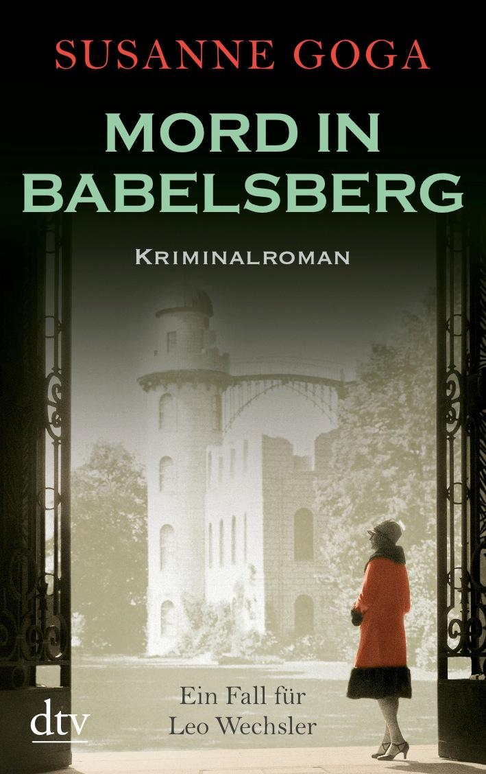 Mord in Babelsberg - Susanne Goga