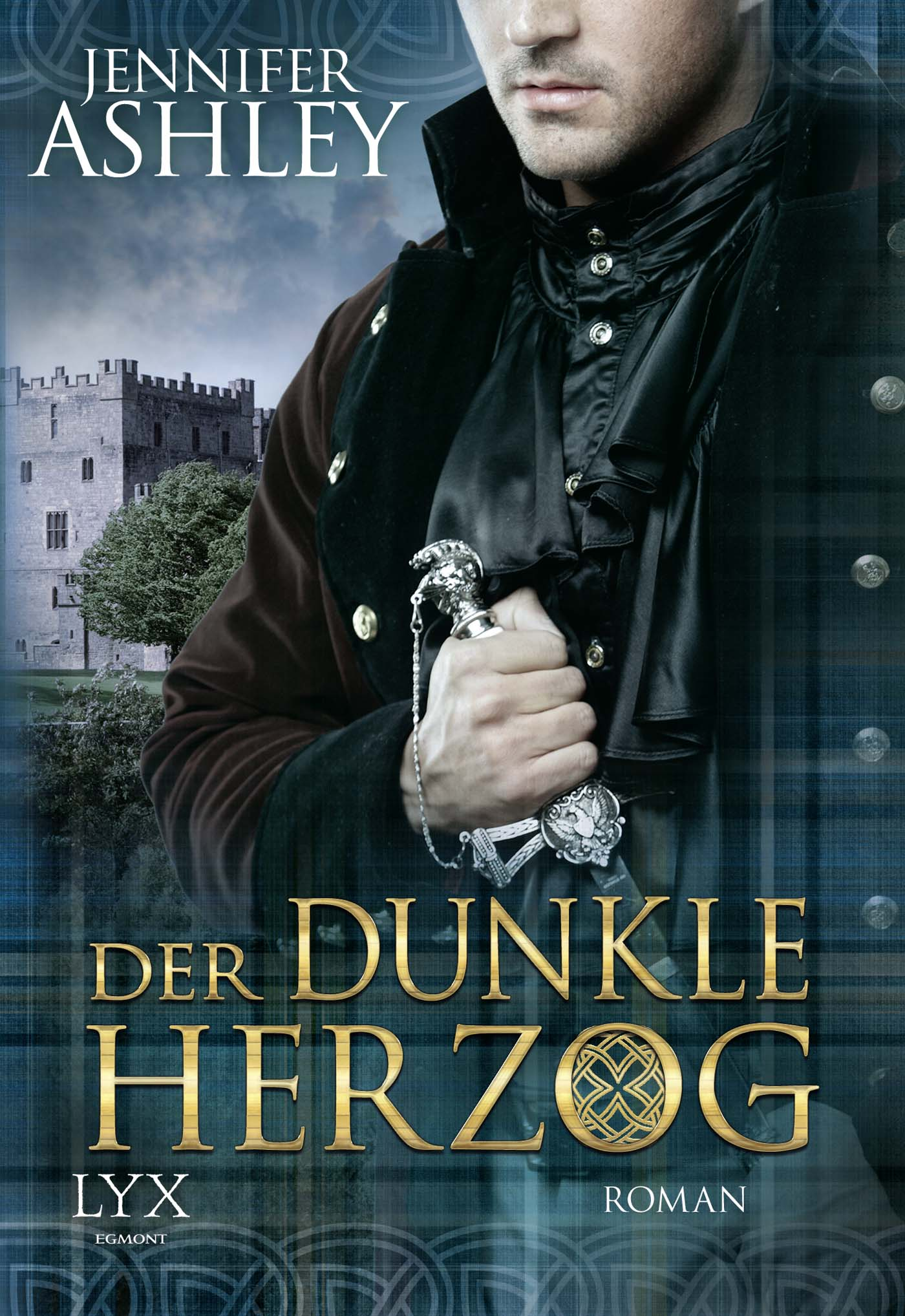 Der dunkle Herzog - Jennifer Aschley