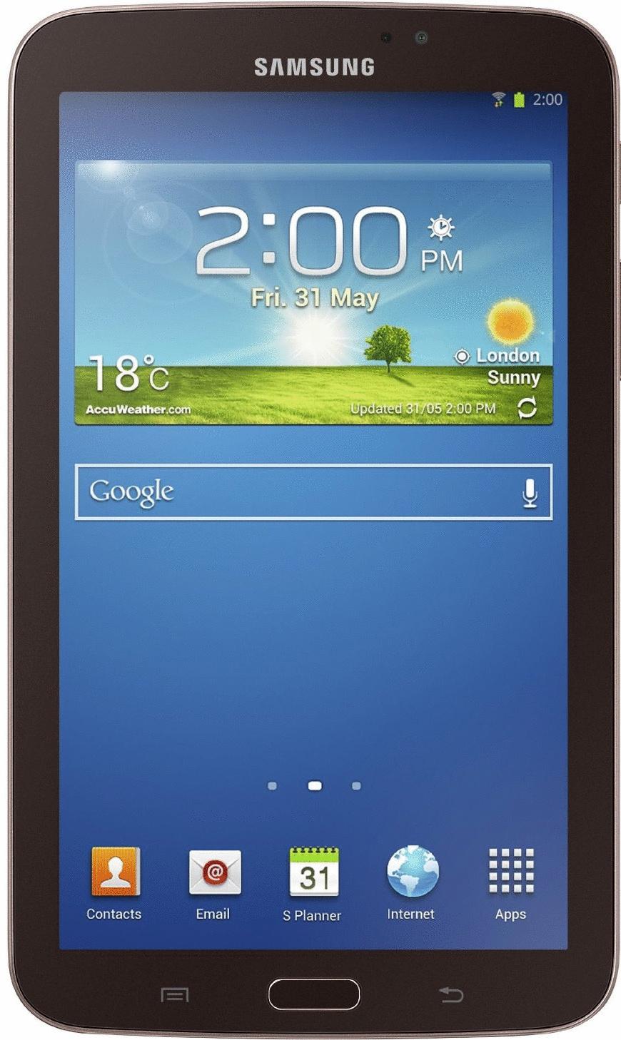 Samsung Galaxy Tab 3 7.0 7 8GB [Wi-Fi] goudbruin