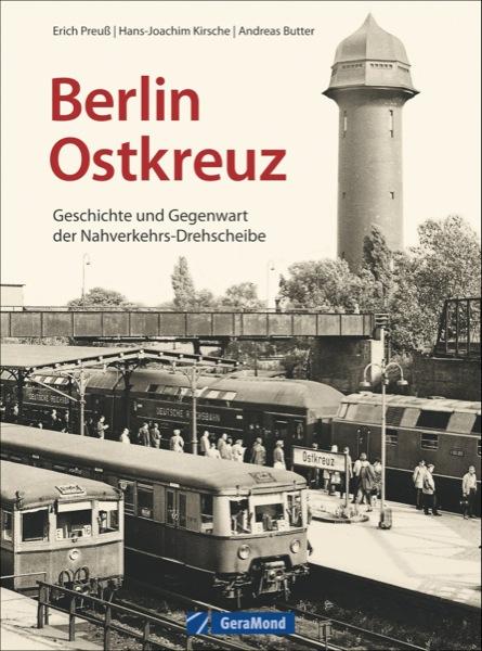 Berlin Ostkreuz: Eine S-Bahn-Station auf zwei E...