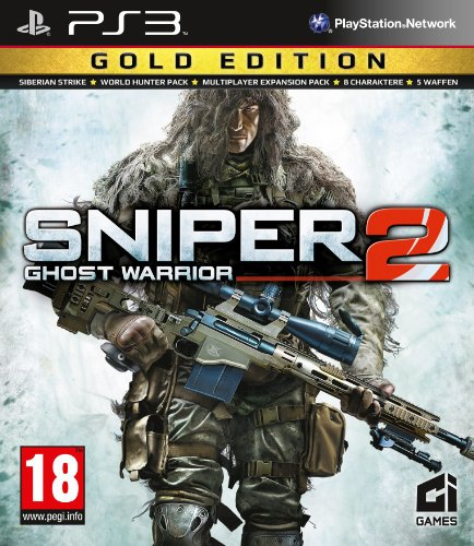 Sniper Ghost Warrior 2 [Gold Edition, Internationale Version]