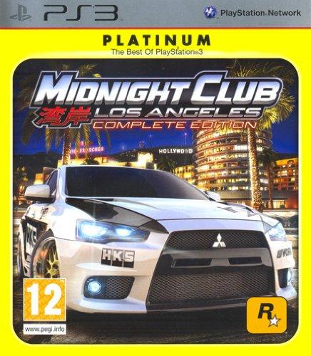 Midnight Club: Los Angeles [Platinum, Internati...