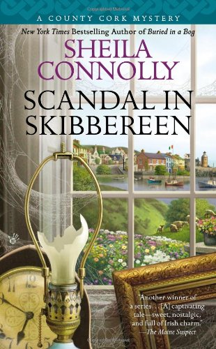 Scandal in Skibbereen - Sheila Connolly [Softcover]
