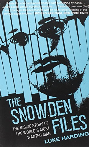 The Snowden Files - Luke Harding [Softcover]