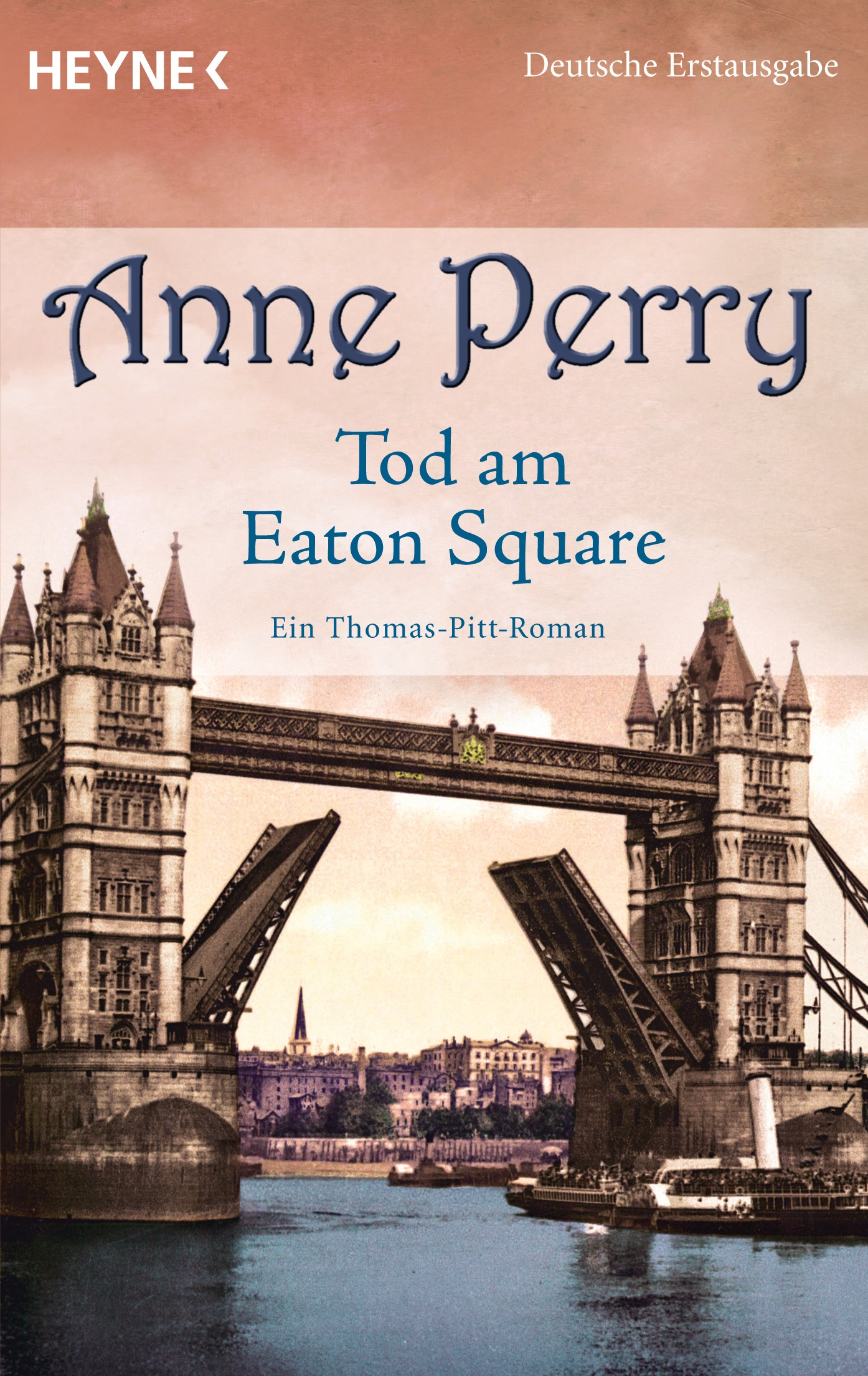 Tod am Eaton Square - Anne Perry