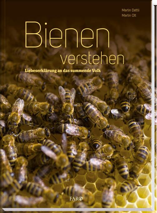 Bienen verstehen: Liebeserklärung an das summende Volk - Martin Dettli