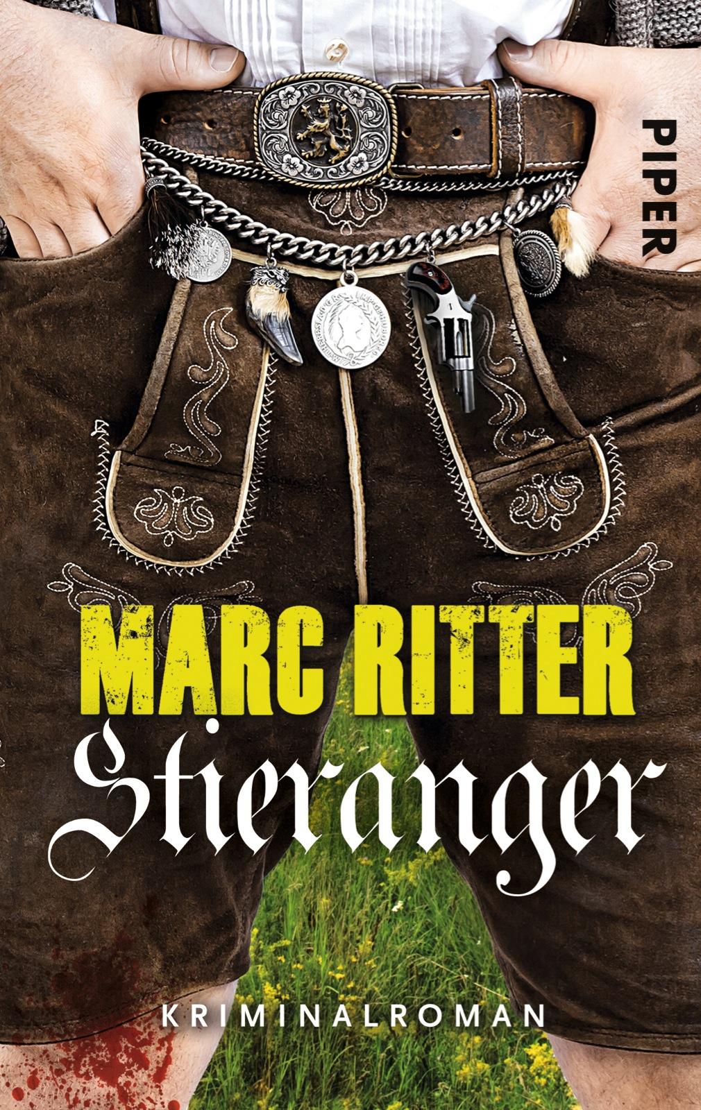 Stieranger - Marc Ritter