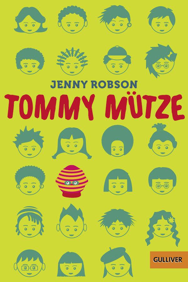 Tommy Mütze: Eine Erzählung aus Südafrika - Jenny Robson